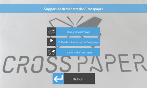 Crosspaper