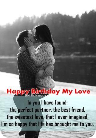 Happy Birthday My Love photos 1