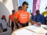 Max Sciandri van Movistar heeft het al gehad over interessante namen bij CCC