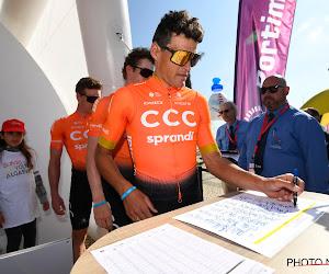 """Movistar heeft renners van CCC op de radar gestaan en geeft hen tegelijkertijd moed: """"Ochowicz heeft veel vrienden"""""""