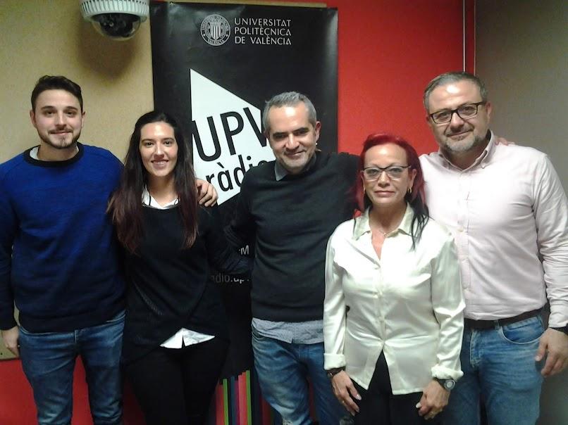 Hablemos de Fallas en UPV-RADIO. Programa nº 67. Falla Primado Reig – San Vicente de Paúl