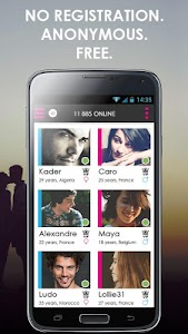 DRAGUE.NET : free dating screenshot 1