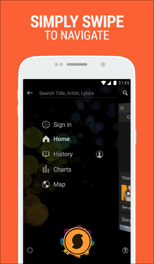 SoundHound ∞ Music Search- screenshot