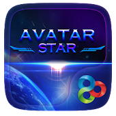 Avatar Star GO Launcher Theme