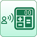 Voice Calculator - Easy Calculate by Voice icon