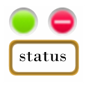 Locale GTalk Plug-in icon