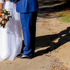 Wedding photographer Dasha Uzlova (uzlova). Photo of 11.10.2017