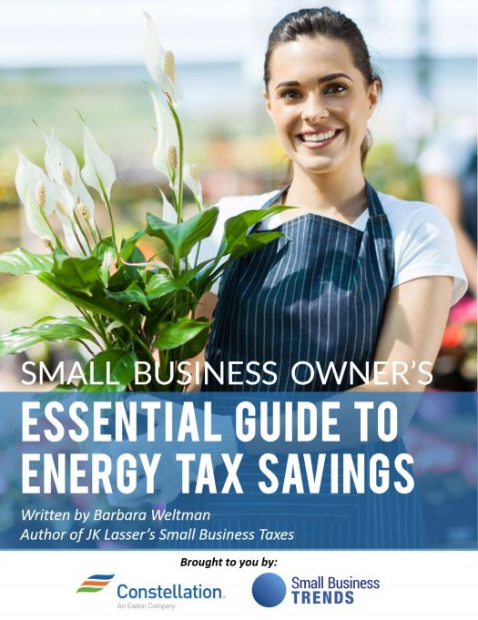 energy tax savings ebook