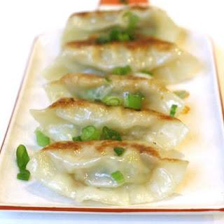 Gyoza Recipe (Japanese Pan-Fried Dumplings).