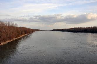 Photo: Nad pięknym, modrym Dunajem... Może tutaj nie takim modrym - ale zawsze to największa rzeka Europy :))