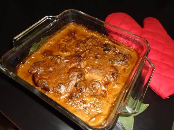 Ali's Sherry Pork Chops Recipe