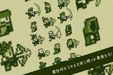 勇者はタイミング : レトロ対戦アクションRPGのおすすめ画像4