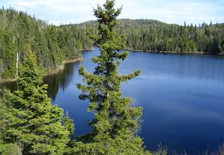 Photo: Her yer minik göllerle dolu.