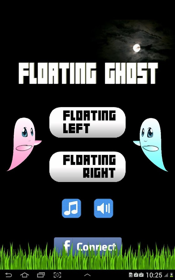 Floating Ghost- screenshot