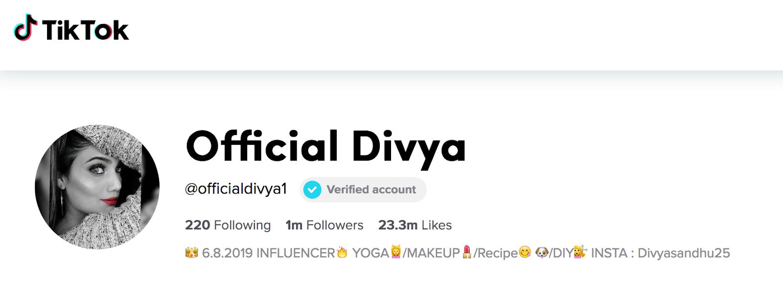 Official Divya - Beauty Tutorials