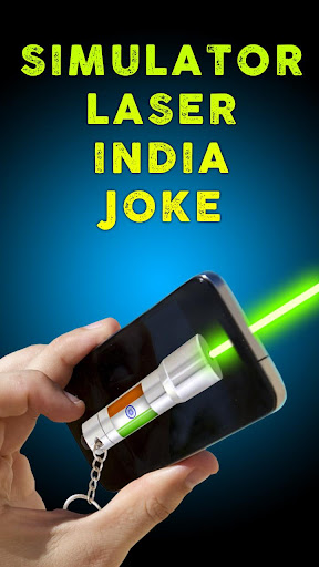 Simulator Laser India Joke