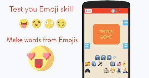 Find the Emoji - Guess Emoji Screenshot