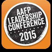 AAFP Leadership Conf 2015