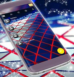 Volný SMS téma - náhled
