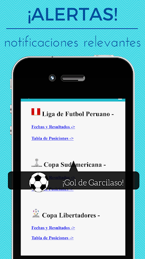 Garcilaso Noticias - Futbol del Real Garcilaso 1.0 screenshots 2