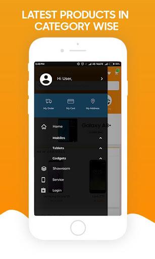 Poorvika Mobiles 4.6.3 screenshots 2