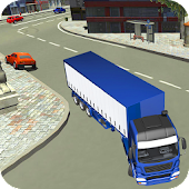 Cargo Truck Driving Games: Subway Runner Mr Parker