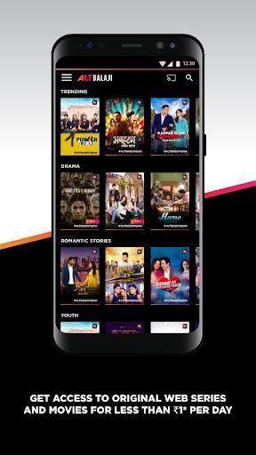 ALTBalaji – Original and Exclusive Indian Shows 2.0.13 screenshots 2