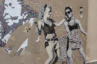 Photo: Street art - Sobr -Paris XVIIIe