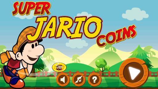 Super Jario Coins