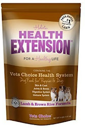 Health Extension Lamb and Brown Rice Dog Food - 15lb