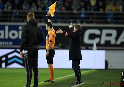 """Vercauteren kan eindelijk nog eens glunderen: """"Heel fier op wat mijn spelers hebben neergezet tegen beste ploeg in België"""""""