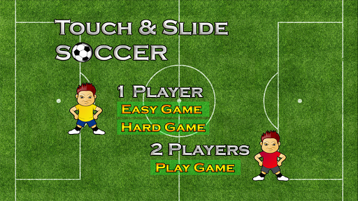 Touch Slide Soccer - Kids Game