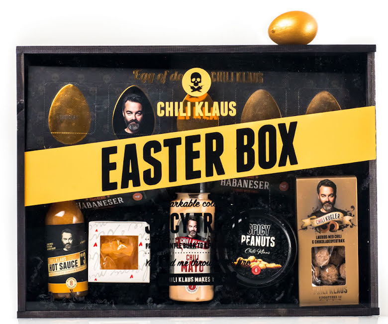Easter box / påskbox 2021 – Chili Claus
