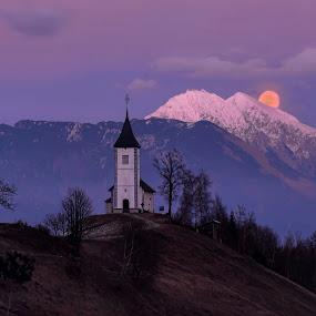 by Stane Gortnar - Landscapes Mountains & Hills