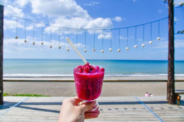 好樂杯冰 HOLI ICE CUP-南洋風味的秘境裡享受無敵海景|枋山鄉|