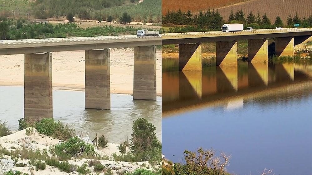 Opmerklike tydsverloop van die grootste dam in Kaapstad toon uitstekende herstel - TimesLIVE