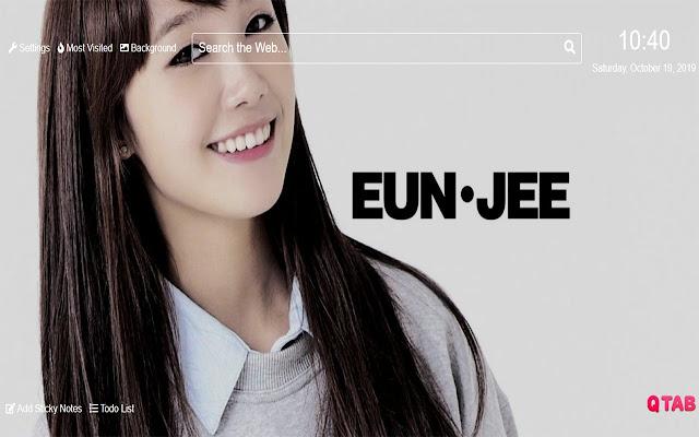 EunjiAPinkWallpapersNewTabTheme