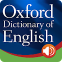 Oxford Dictionary of English F icon