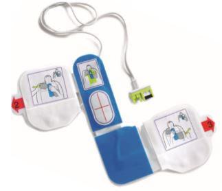 Elektrod med feedback till Zoll AED Plus