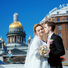 Wedding photographer Ilya Kruglyanskiy (akRiL). Photo of 22.04.2017