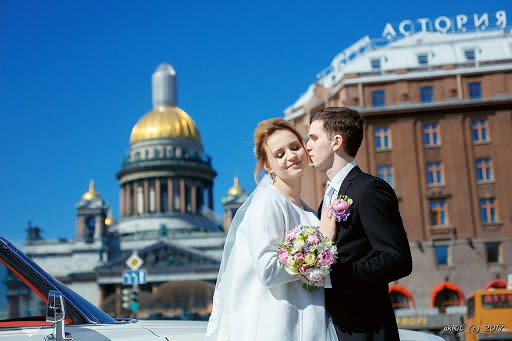 Свадебный фотограф Илья Круглянский (akRiL). Фотография от 22.04.2017