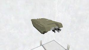 戦車ロケラン付き