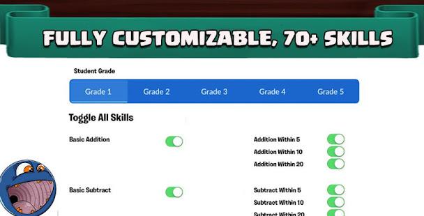 Monster Math: Fun Math Game for Kids - Grade K-5 – Apps bei Google Play