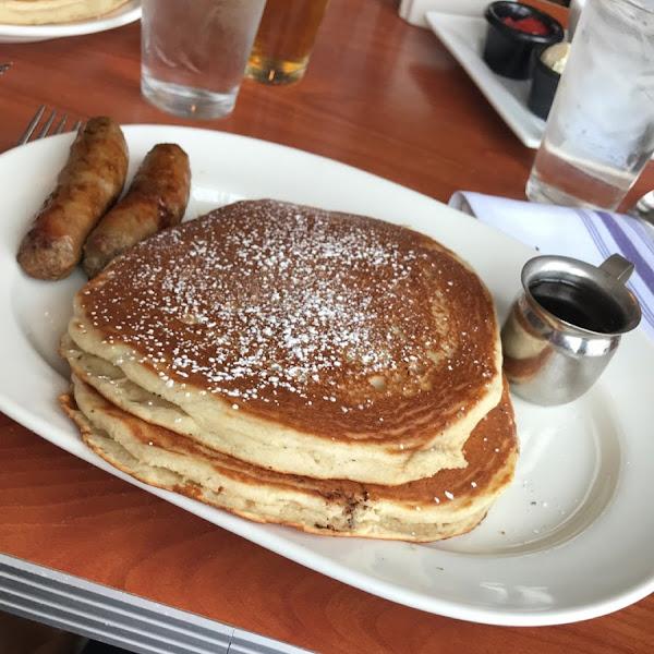 Gf pancakes!