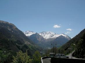 Photo: Depuis le village de Viscos