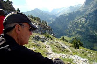 Photo: Meditación en las alturas.