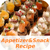 3000+ Snack & Appetizer Recipe