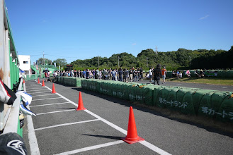 Photo: 堺カートランド Like a wind GP