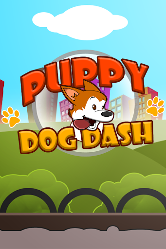 Puppy Dog Dash - Tap My Pet