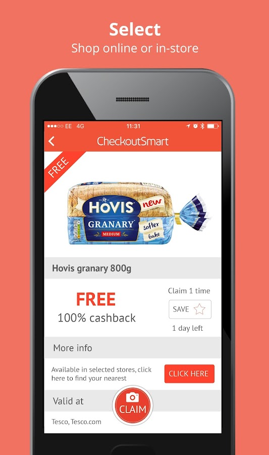 CheckoutSmart- screenshot